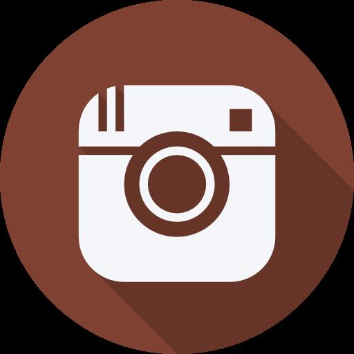 Instagram Gratuit De Social Flat Icons