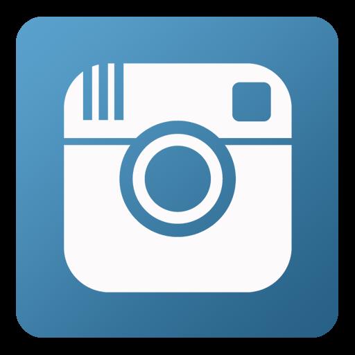 Instagram, Rede Social Livre De Flat Gradient Social Icons