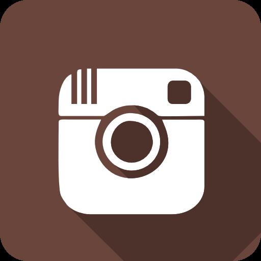 Instagram Livre De Social Media Chamfered Corne