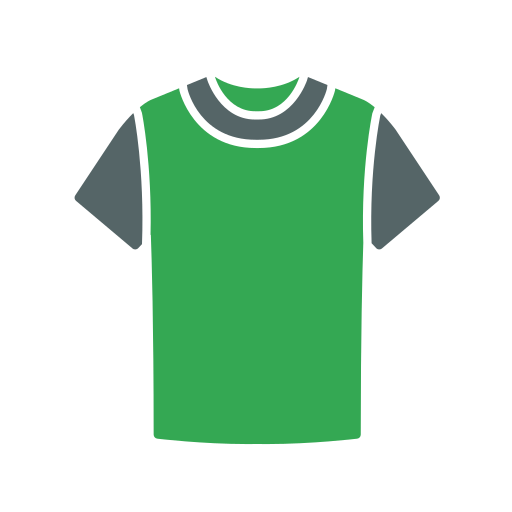 T, Shirt Icon Free Of Clothing Icons Colored
