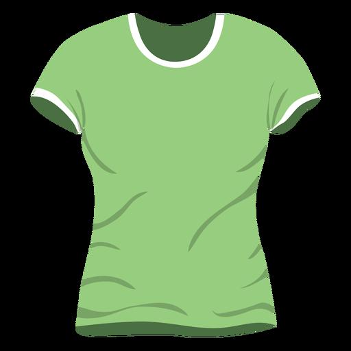 De Camisa De T Homens Verdes