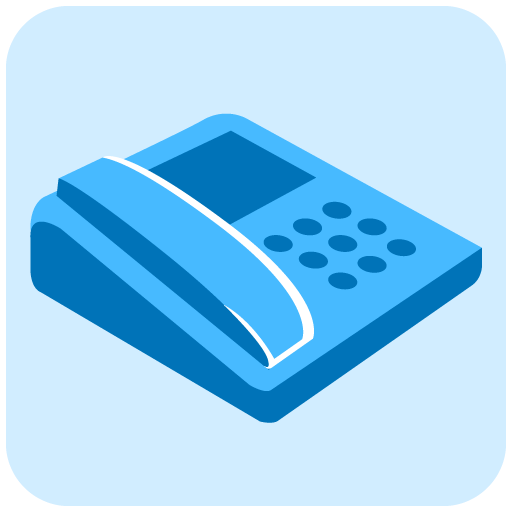 Telephone Icon Connecting Iconset Fast Icon Design