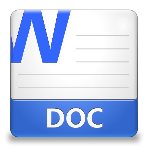Icones Word, Images Microsoft Word Png Et