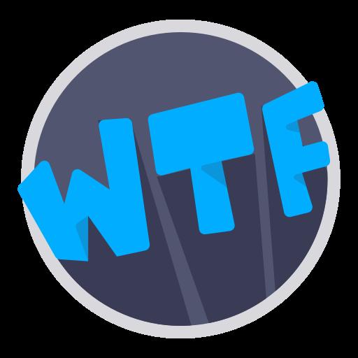 Word, Wtf, Autocollant Gratuit De Photo Stickers Words