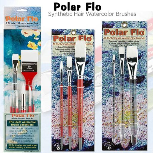 Creative Mark Polar Flo Watercolor Brush Sets