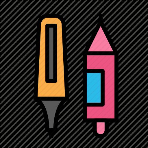 Desk, Job, Office, Pen Icon Icon Search Engine