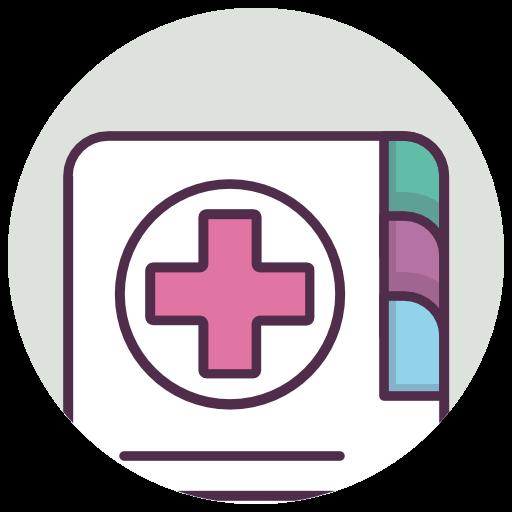 Icono Medicos, Agenda, Libreta De Telefonos Gratis De Medicine