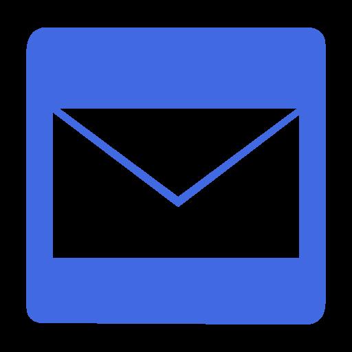 Black Email Logo Png Images