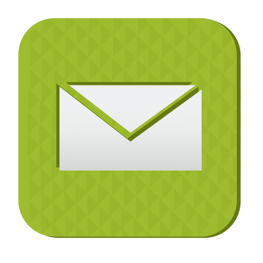 Email Rubber Icon