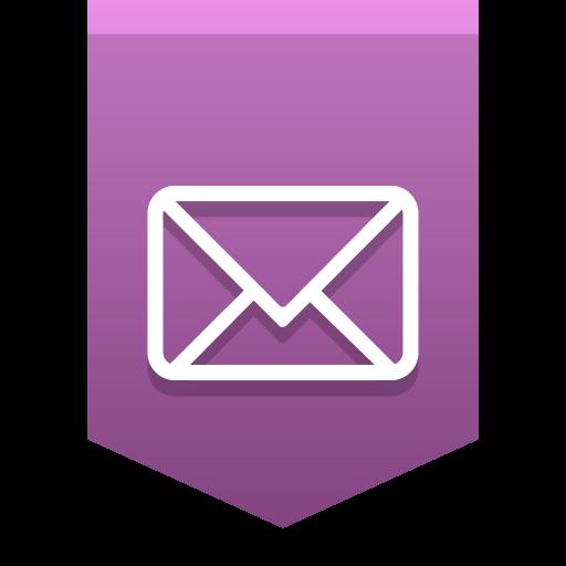Icono Email Gratis De Social Media Buntings Icons