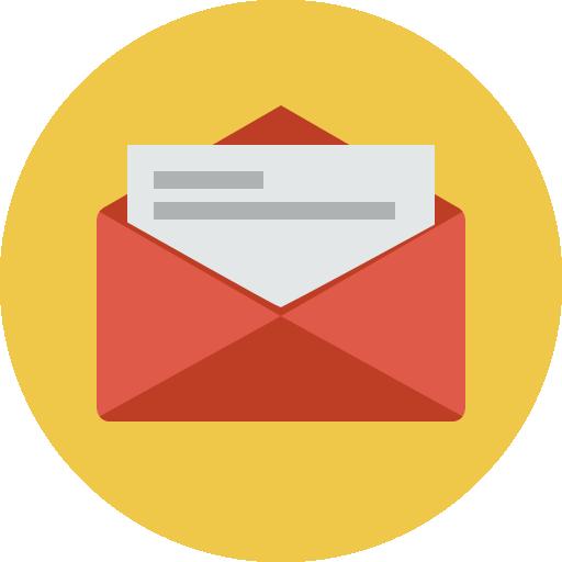 Icono Emailmarketing Marketing Divertidomarketing Divertido