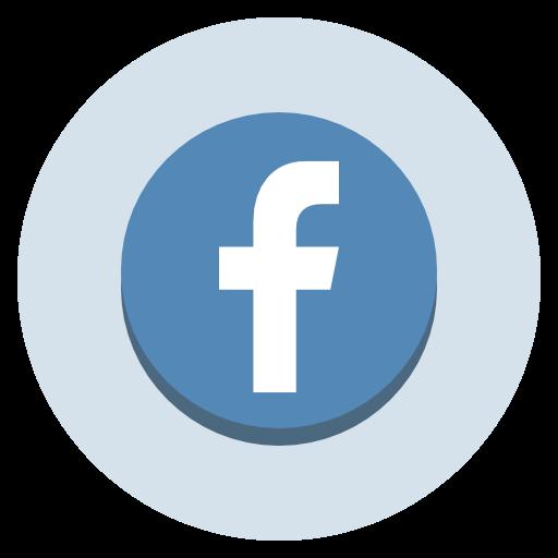 Icono Facebooksocialmedios De Comunicacionlogotipo Logo Image