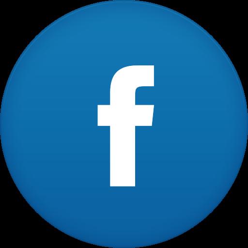 Icono Social, Fb, Facebook Gratis De Circle Icons