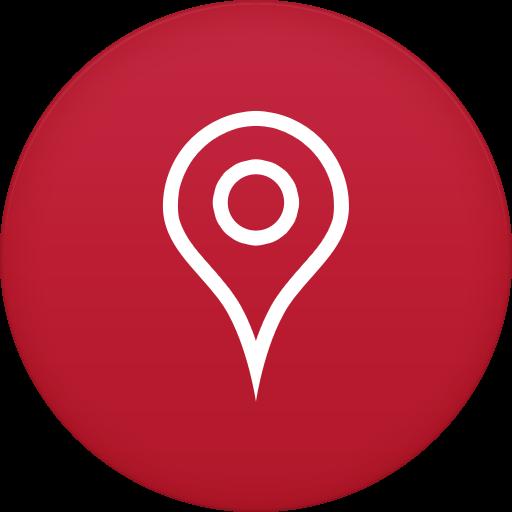 Icono Maps Gratis De Circle Icons