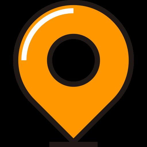 Icono Punto, Mapmarker Gratis De Map Icons