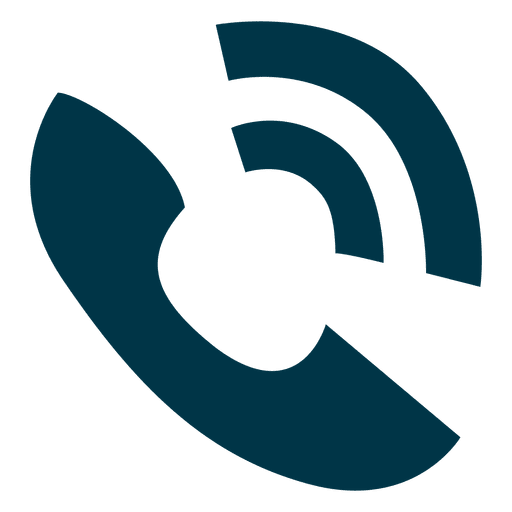 Icono De Timbre Del Telefono