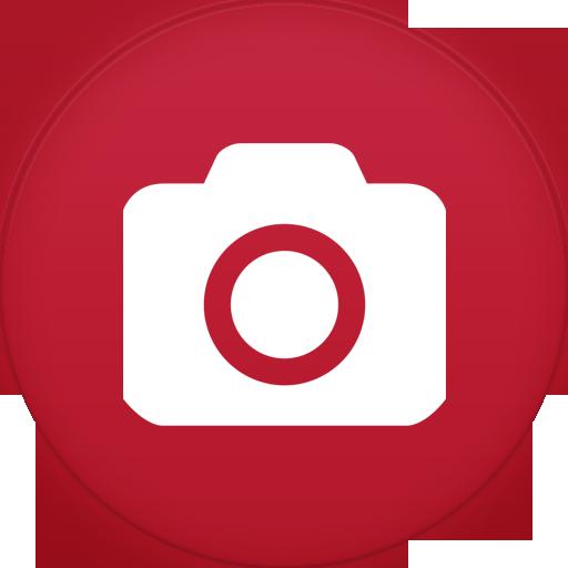 Camera Icon Circle Iconset