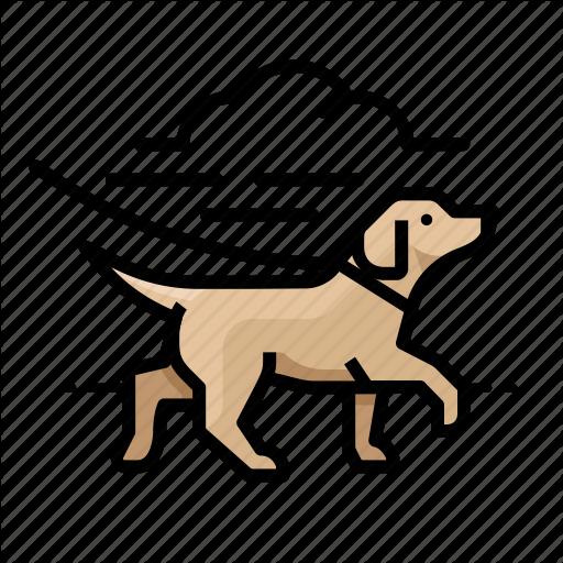 Dog, Dogs, Labrador Retriever, Pet, Puppy Icon