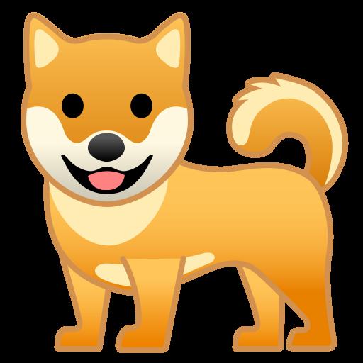 Dog Icon Noto Emoji Animals Nature Iconset Google