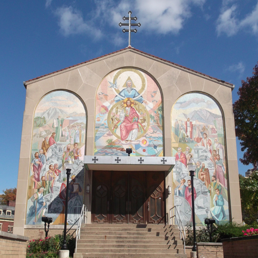 Holy Spirit, Front Holy Spirit Byzantine Catholic Church