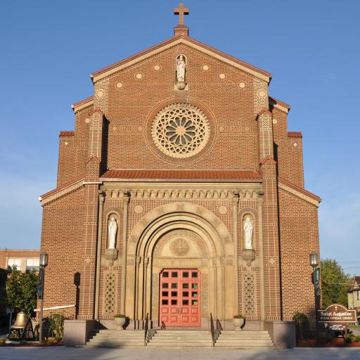 Saint Augustine Church A Roman Catholic Church, In The Diocese