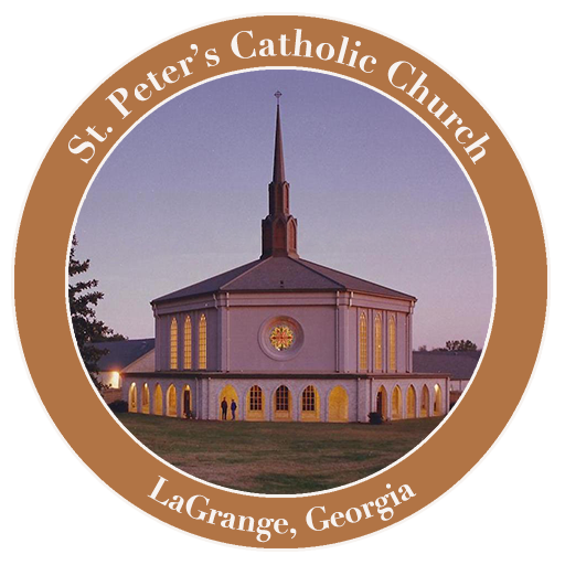 Stpeter Icon St Peter's Catholic Church