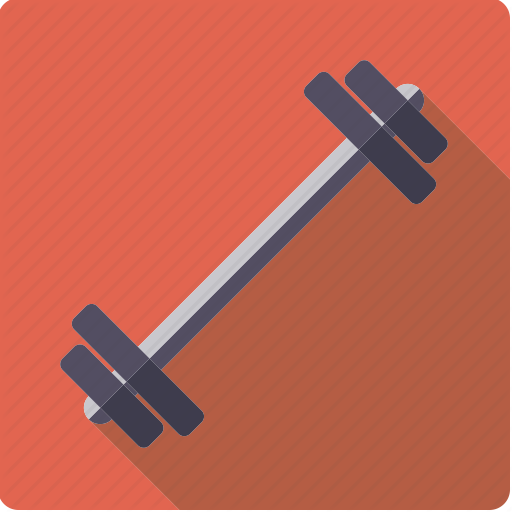 Bar Bell, Sports, Weight, Weight Lifting Icon