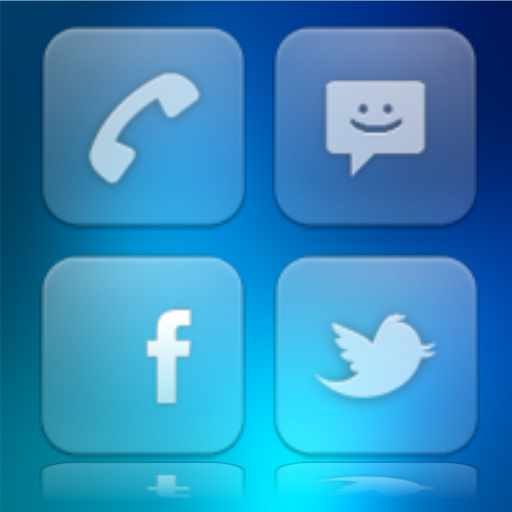 Theme For Android New Hybrid Ics Theme Go Launcher