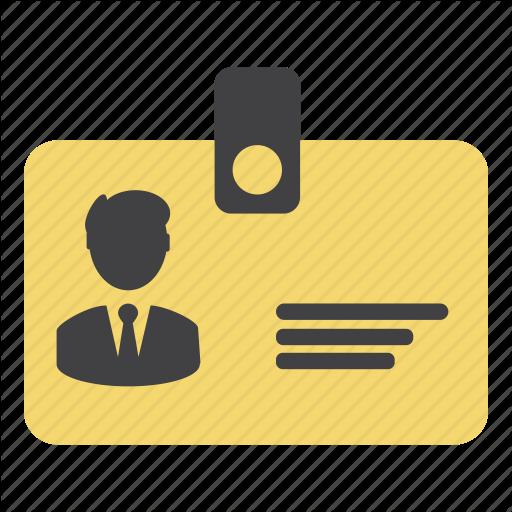 Account, Avatar, Card, Employee, Employee Id, Id Icon
