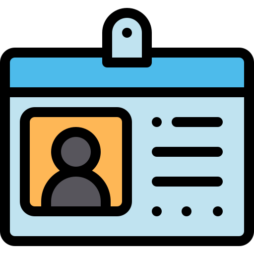Business, Card, Id, Id Icon Free Of Banking Vol