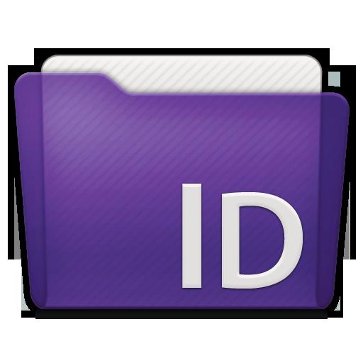 Folder Adobe Id Icon