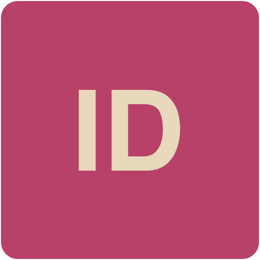 Id Icon Flat Retro Adobe Cc Iconset Grafikartes