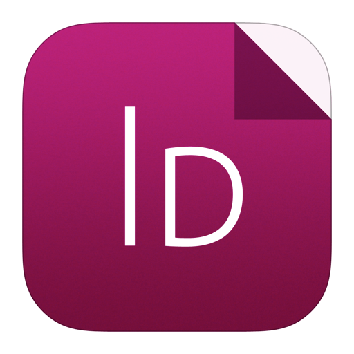 Id Icon Flat Style Documents Iconset Iynque