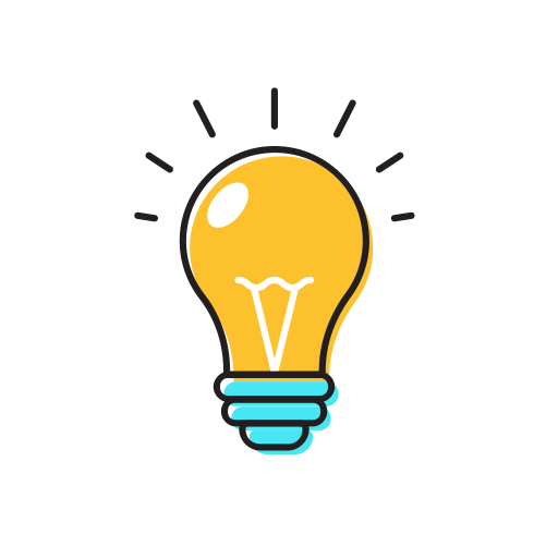 Bulb, Idea, Idea Bulb, Light Bulb Icon