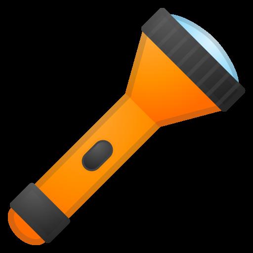 Flashlight Icon Noto Emoji Objects Iconset Google