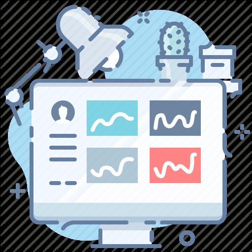 Account, Analytics, Computer, Dashboard, Desktop, Workplace