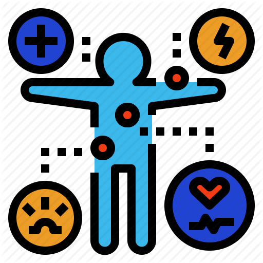 Illness, Indication, Indicative, Sign, Symptom Icon
