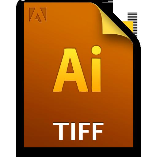 Adobe Illustrator, Tiff Icon