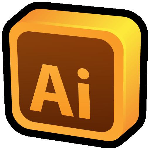 Adobe Illustrator Icon Cartoon Addons Iconset Hopstarter