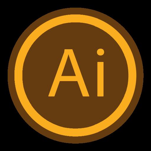 App Adobe Illustrator Icon The Circle Iconset Xenatt