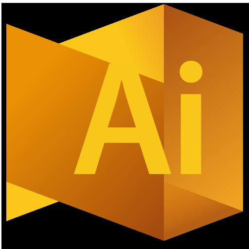 Illustrator Icon Origami Adobe Cs Series Iconset Nokari