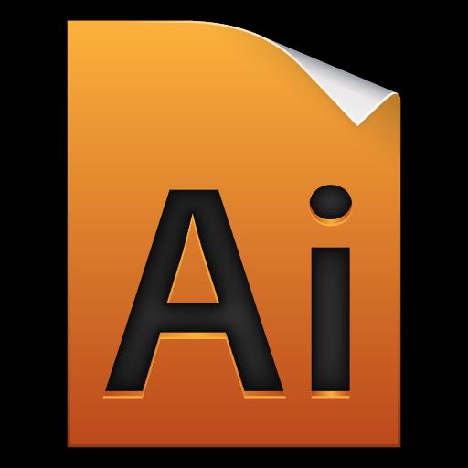 Illustrator, Adobe, Icon