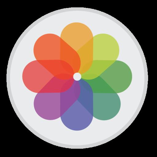 Preview Icon Mac Stock Apps Iconset Hamza Saleem