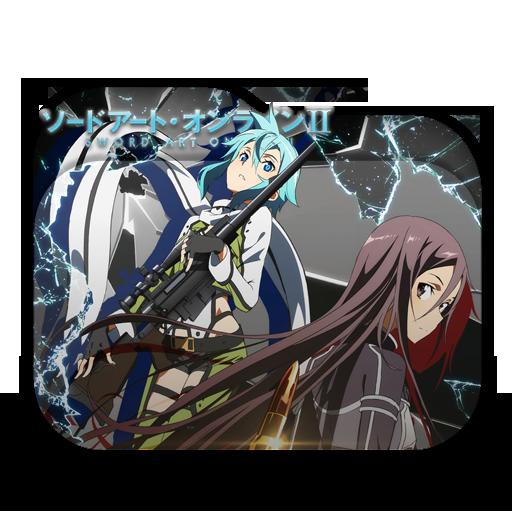 Sword Art Online Ii Folder Icon