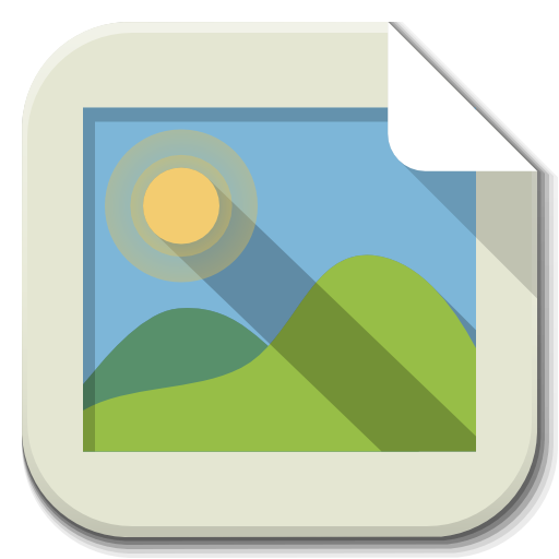 Apps Image Icon Flatwoken Iconset Alecive