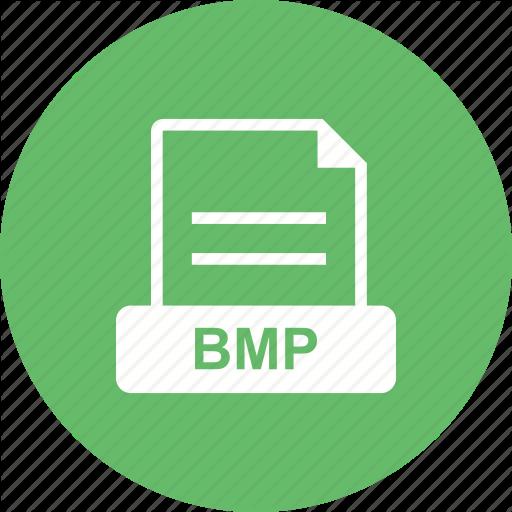 Bitmap, Bmp, File, Image Icon