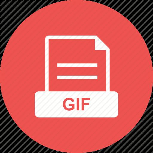 Bitmap, Format, Gif, Image Icon