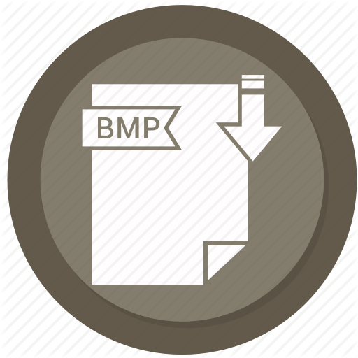 Bmp, Format, Image Icon