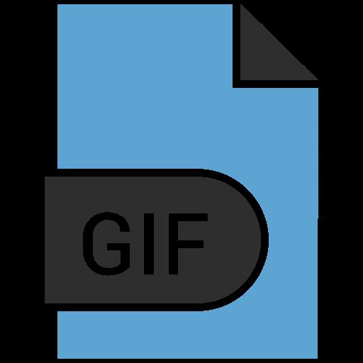 , Gif, Image Icon