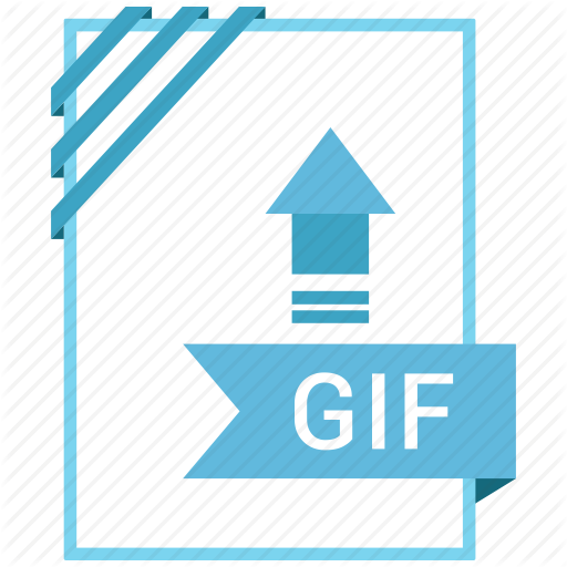 Format, Gif, Image Icon